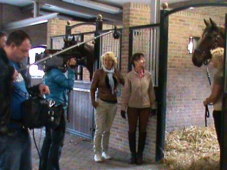 Tv opnames Gelderland