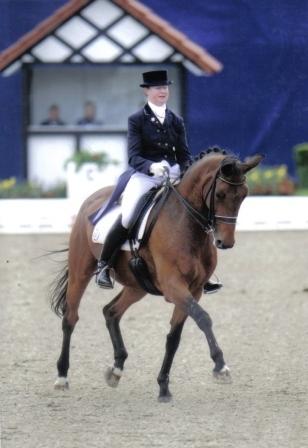 Horses & Dreams, Hagen 2012, Smile in de Grand Prix