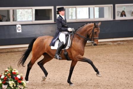 Grand Prix, KNHS Kampioenschappen Ermelo 2012, Smile, Doreen Proos