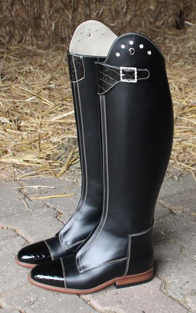 30762c374a4772 DressuurTotaal » Doreen's Rijlaarzen / Riding boots